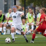 UFV Cascades women's soccer defeat Manitoba Bisons, 2-1, in Canada West action in Winnipeg