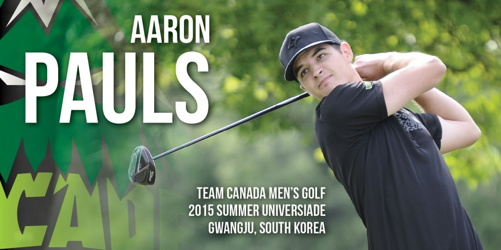 Graig Abel / Golf Canada photo