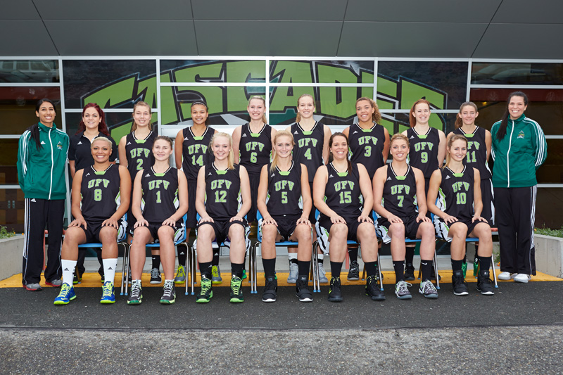 WBB Team Photo 2013-14