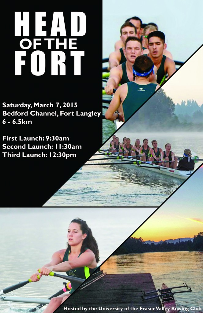 Head of the Fort poster 2015