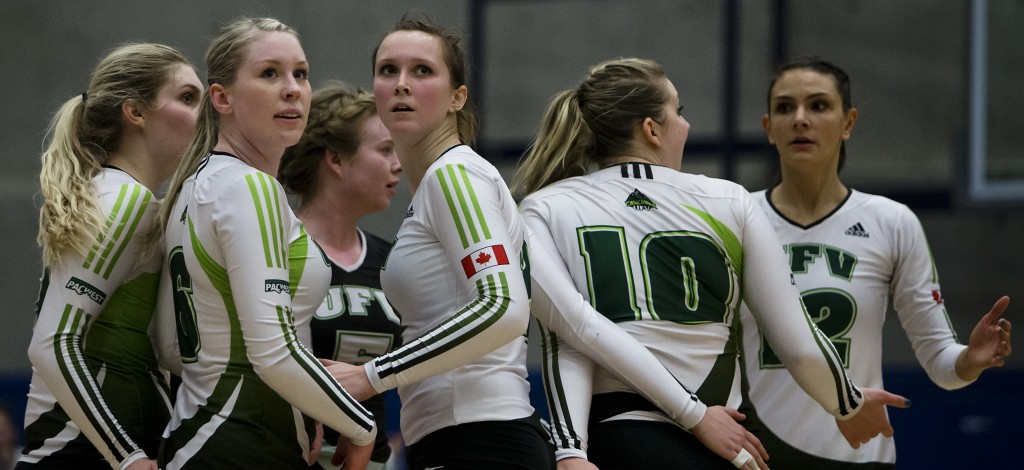 The Cascades women's volleyball team fell in five sets to the College of the Rockies Avalanche in the PacWest quarter-finals on Thursday.