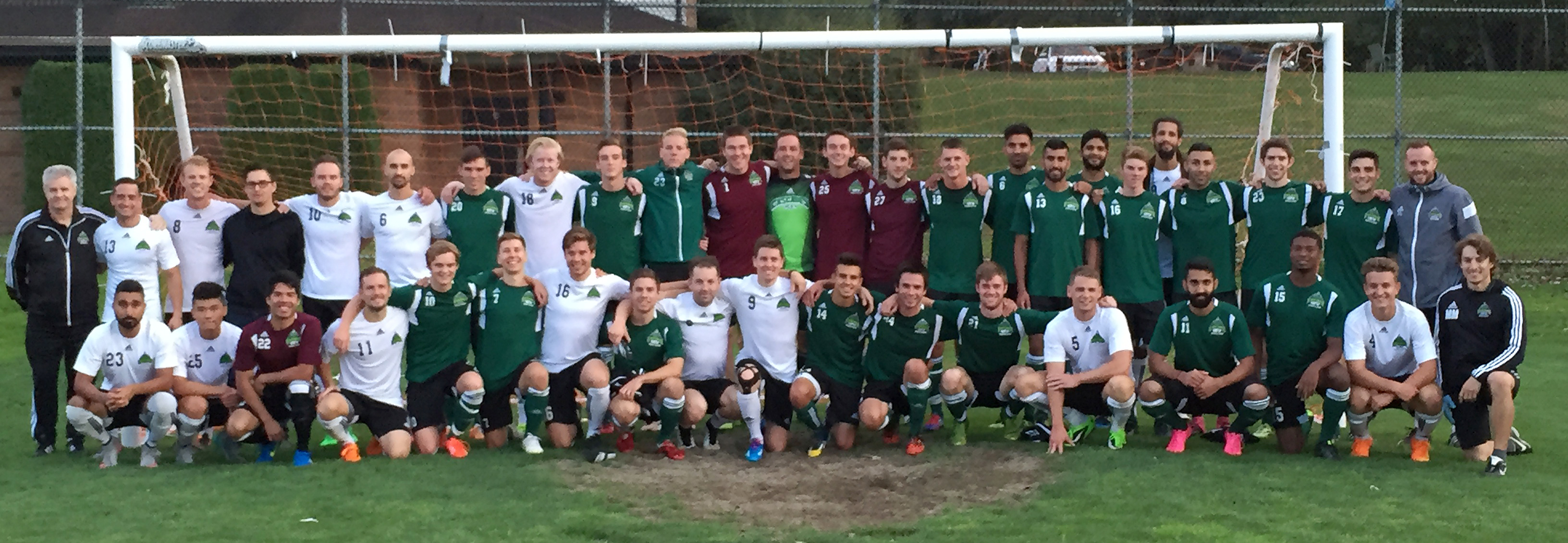 Cascades past and present come together for men's soccer ...