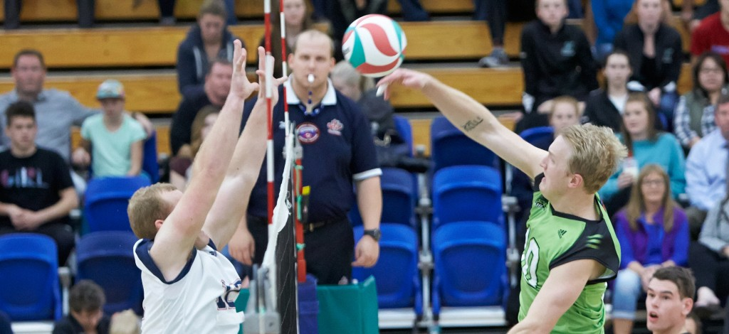 Connor Nickel and the Cascades pushed an elite Douglas Royals squad to the brink, only to fall in five sets on the road.