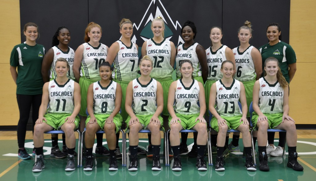 WBB team photo-smiling