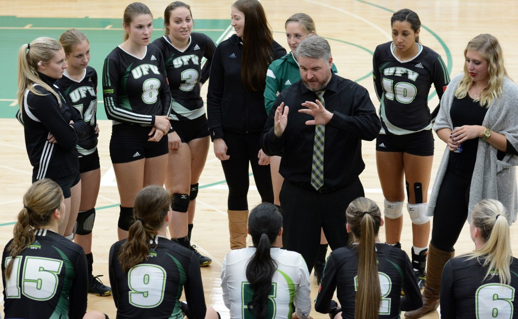 The Cascades women's volleyball team delivered new head coach Mike Gilray a pair of victories on opening weekend.