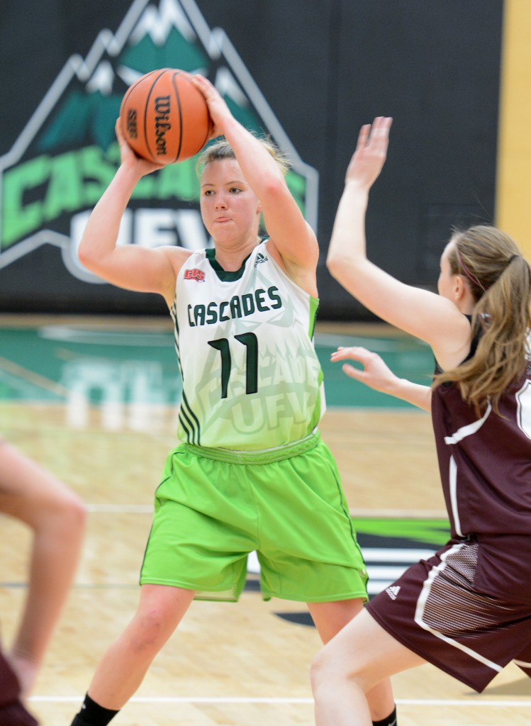 Syd Williams posted 12 points in Friday's win over MacEwan.