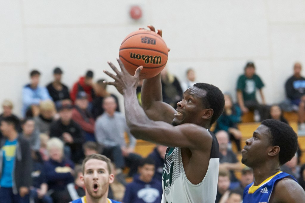 Kevon Parchment has been turning in powerhouse performances on a nightly basis for the Cascades.