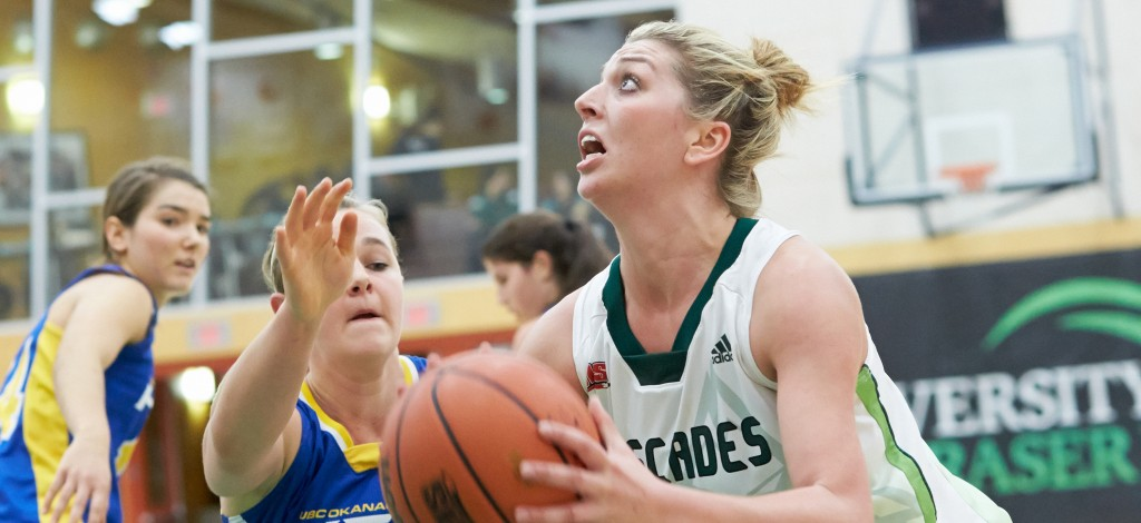 Kayli Sartori scored a season-high 27 points on Friday evening vs. MacEwan. (Tree Frog Imaging file photo)