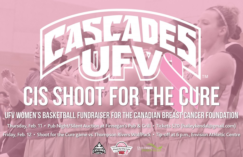 Shoot for the Cure poster 3