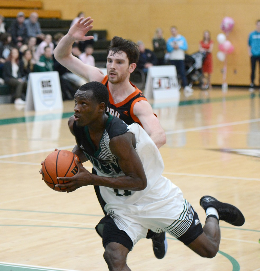 Kevon Parchment has led the way for the Cascades this season with an outstanding multi-faceted performance.