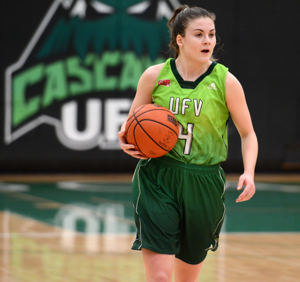 Kate Head and the Cascades women's basketball team host the Japan U18 women's team in exhibition action on Sunday.