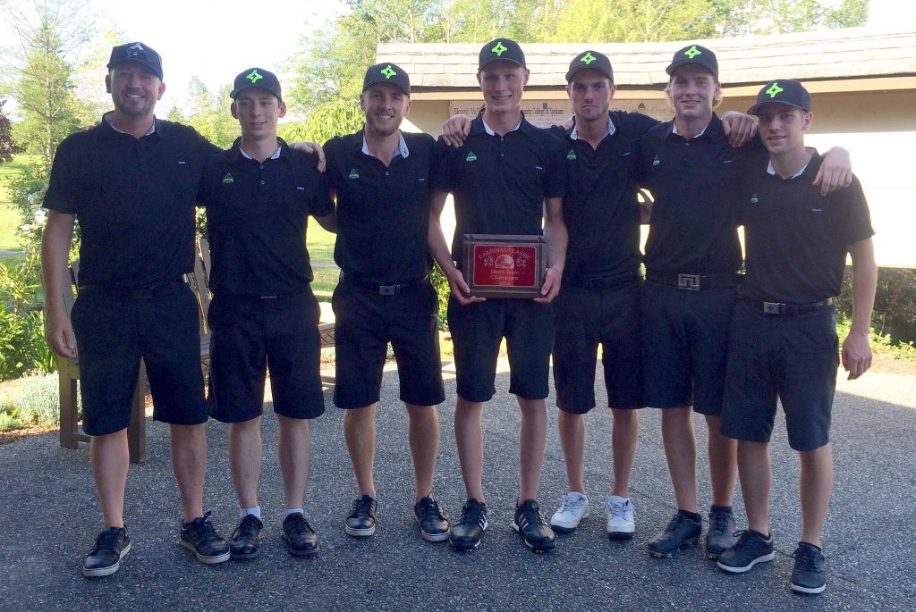 The Cascades men's golf team won the Cardinal Classic by 29 strokes.