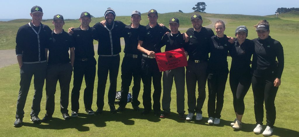 The Cascades golf program was in Bandon, Oregon for the Southwest Oregon College Invitational.