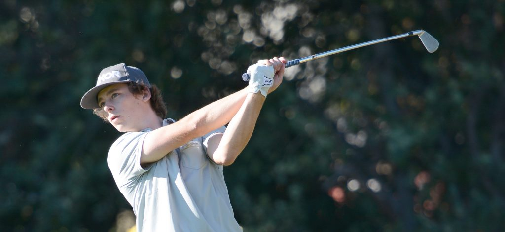Connor McLellan's six-under 66 on Thursday was the low round of the tournament thus far.