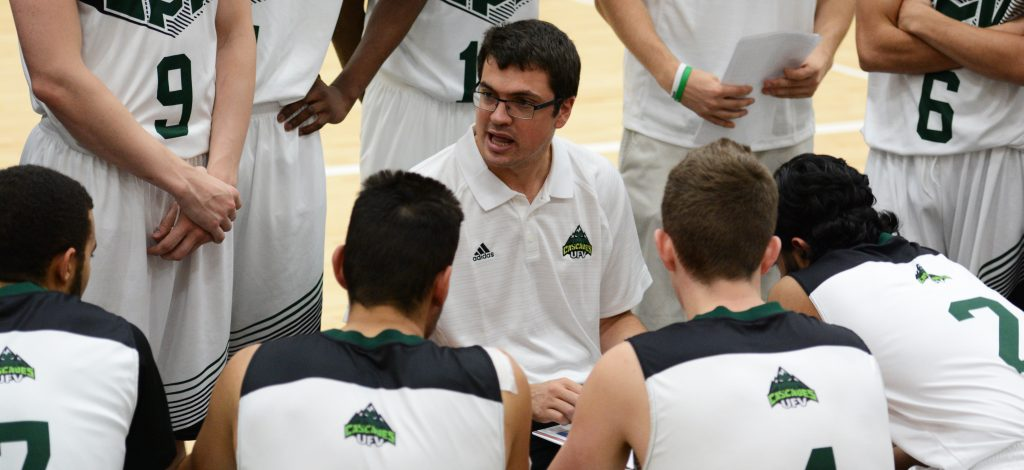 Head coach Adam Friesen and the Cascades have their last preseason tune-up at home on Sunday afternoon vs. Laurier.