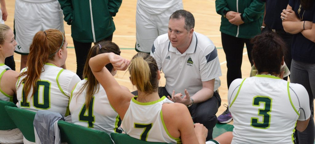 Cascades head coach Al Tuchscherer and his squad face a pair of tough Canada West foes to conclude their preseason schedule.