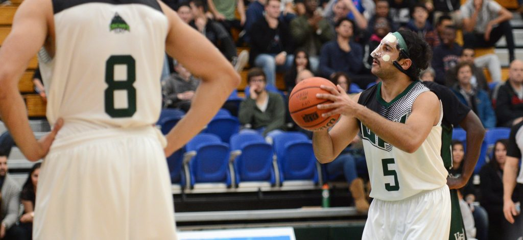Vijay Dhillon and the Cascades are looking to regain their winning form this weekend.