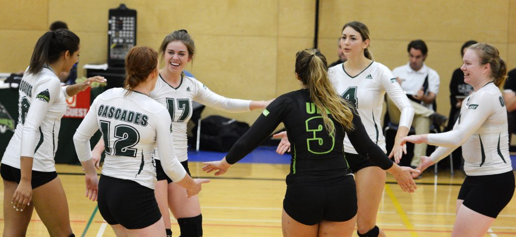 The Cascades are coming off a big win over Camosun last Saturday.