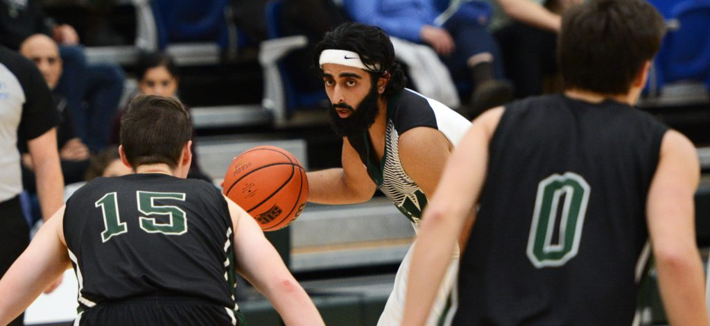 Canada West assists leader Manny Dulay dished out seven dimes in Friday's road loss to Brandon.